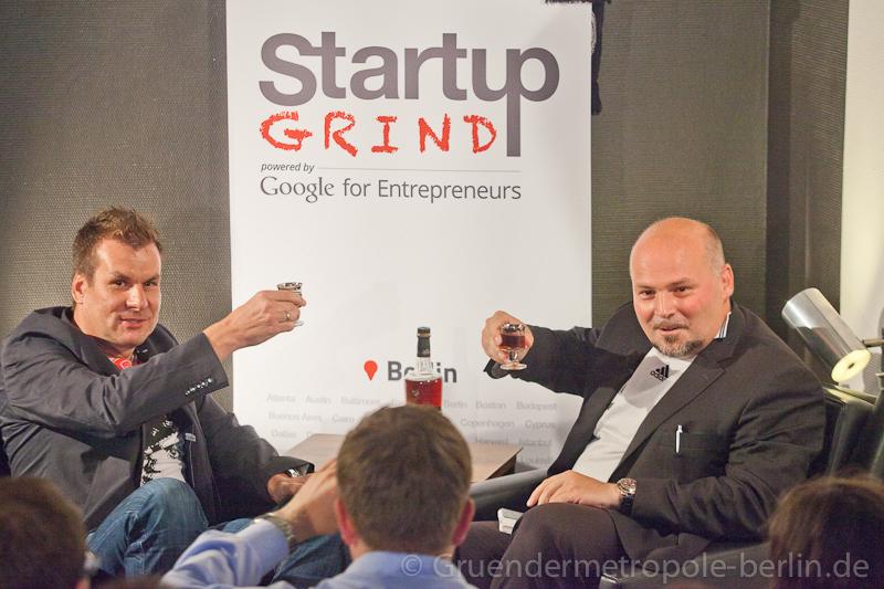Startup Grind Berlin mit Heiko Rauch