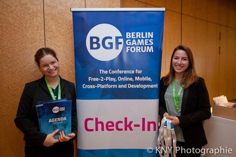 Impressionen Berlin Games Forum