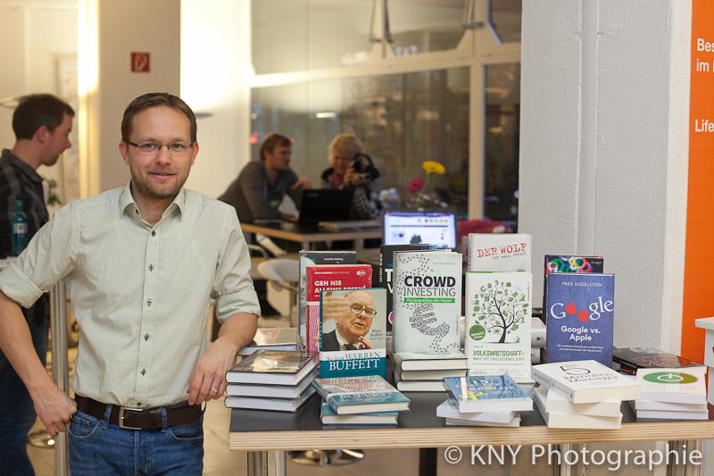 Impressionen Gründerwoche/Crowdfunding