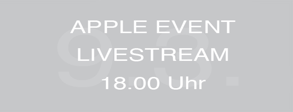 "Apple Event ""Spring forward"" Livestream"