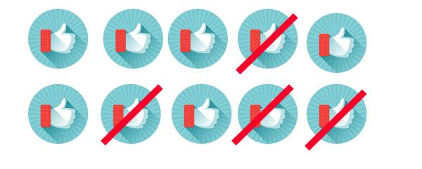 """Facebook beseitigt """"Karteileichen"""""""