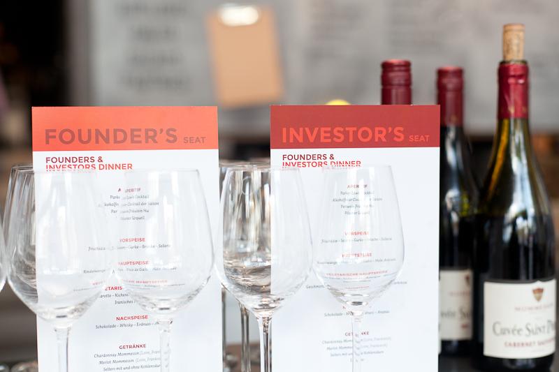 Founders & Investors Dinner