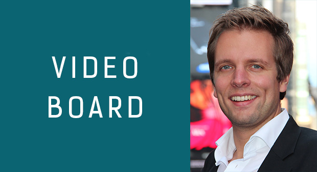 Videoboard: Venture TV Startup Stories zu Gast bei Kumpan electric