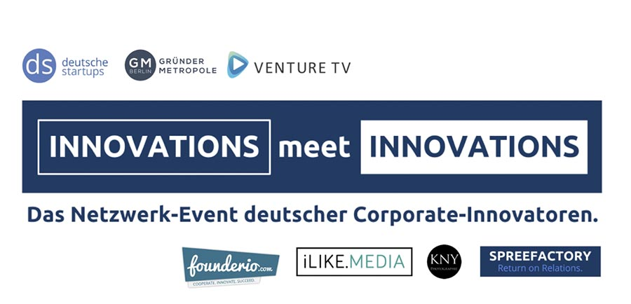 Deutschlands Innovationsmanager networken in Berlin.