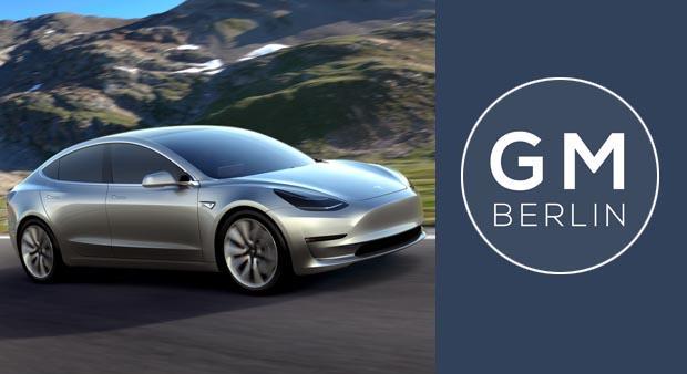 Tesla Model 3: Ein iPhone auf vier Rädern.