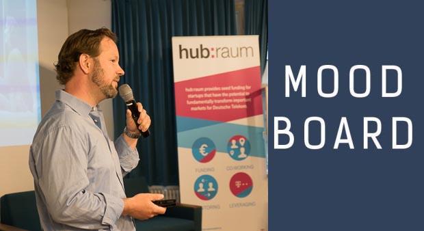 Moodboard: Unsere Eindrücke vom Hubraum Portfolio Day