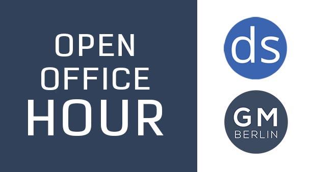 Open Office Hour: Eure Themen, eure Geschichten.