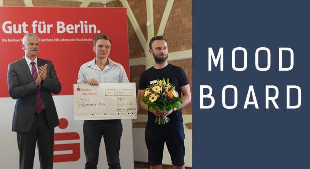 INURU gewinnt Gründerpreis der Berliner Sparkasse
