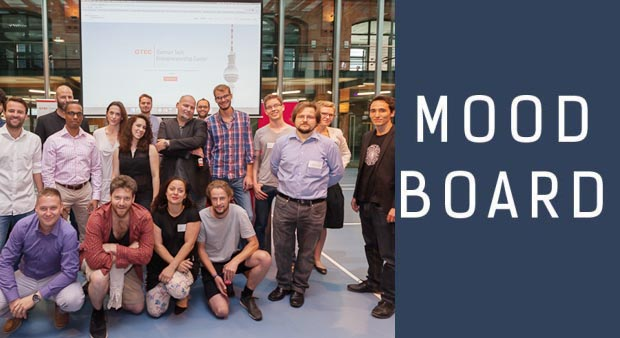 Moodboard: Der GTEC Demo Day in Berlin