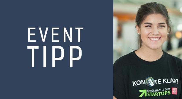 "Event-Tipp – Die Lange Nacht der Startups: ""Don't work for assholes""."