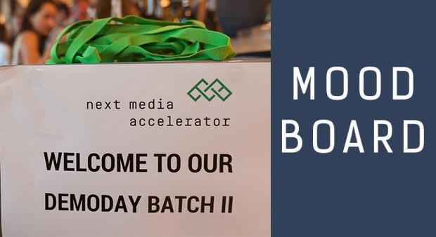 Moodboard: Der Next Media Accelerator zu Gast an der Spree