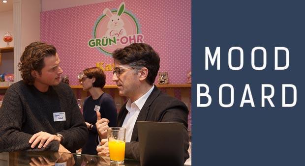 Moodboard: Innovationen@Katjes Grün-Ohr