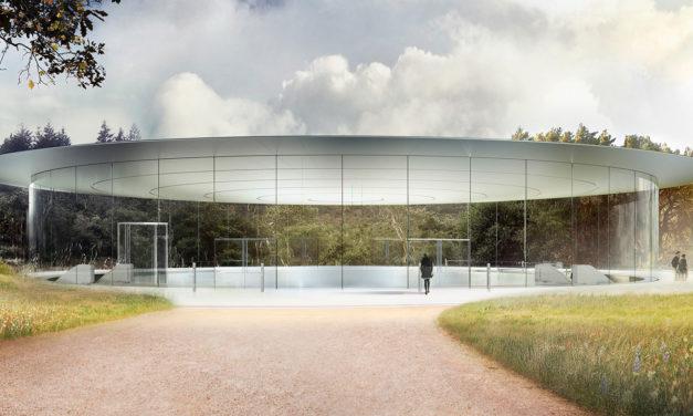 Apple Park öffnet im April für Mitarbeiter