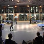 Inaugural NewStore Ping Pong Startup Championships 2017