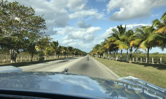 Kuba Reisebericht Tag 1 Ankunft in Varadero