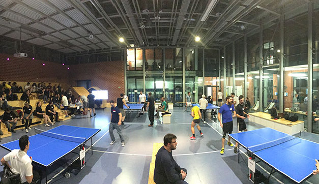 Video NewStore Ping Pong Championship Finale