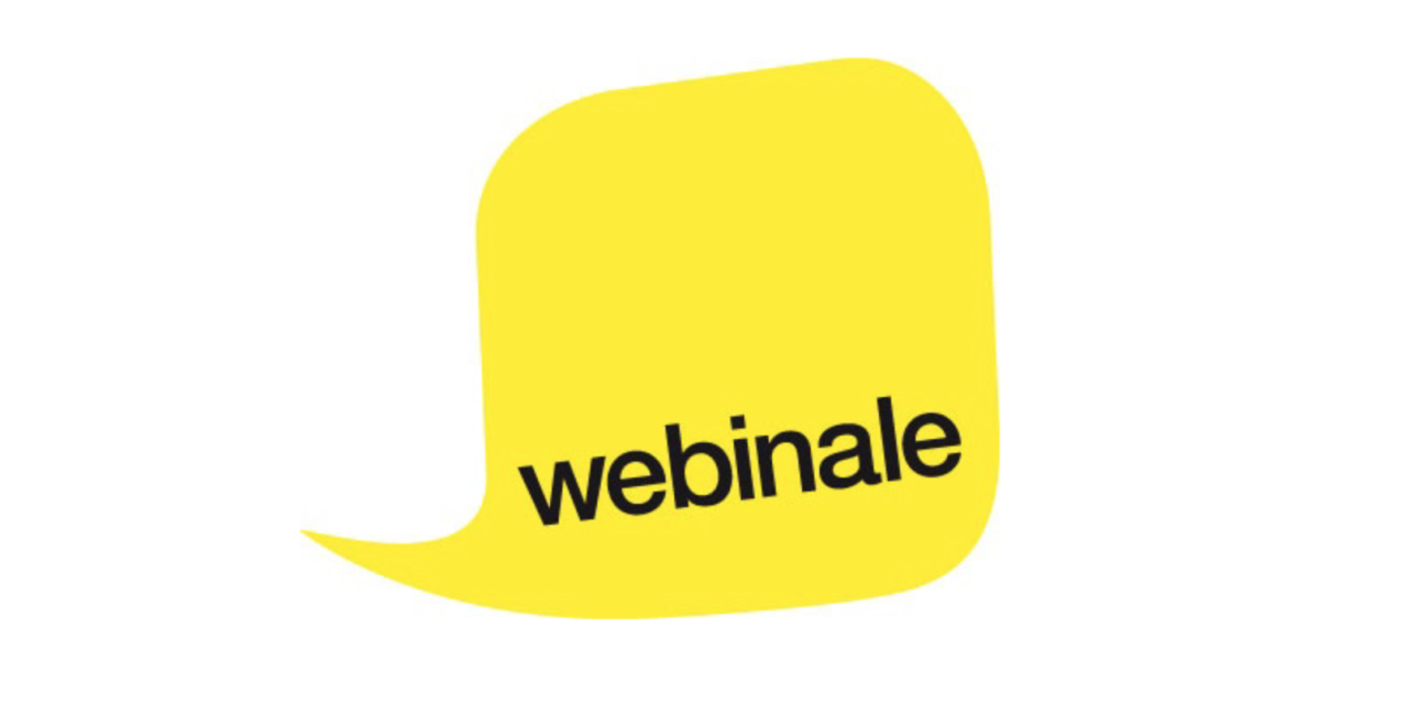 29.5. webinale – the holistic web conference