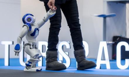 Rückblick Internet World Messe 2017: Die Verkaufsroboter kommen