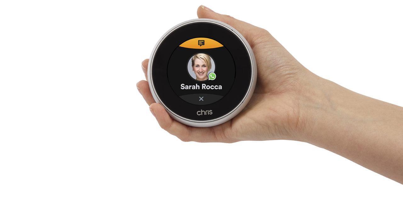 Intelligenter Sprachassistent fürs Auto: Digitaler Beifahrer Chris jetzt auf Kickstarter