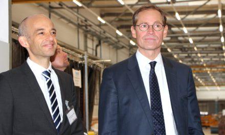 HWR Berlin eröffnet neuen Gründungscampus Siemensstadt