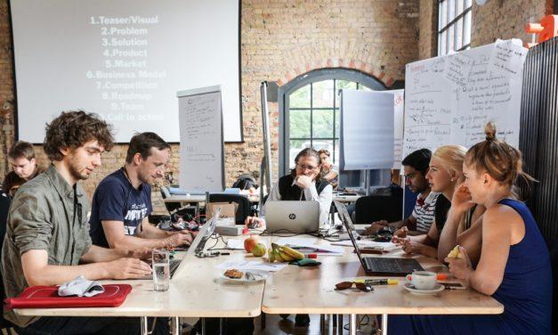 Bootcamp am Rhein: E.ON :agile und Googlebringen Launchpad erstmals nach Düsseldorf