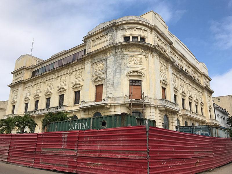 Kuba Reisebericht Tag 4 Havanna - Gründermetropole Berlin