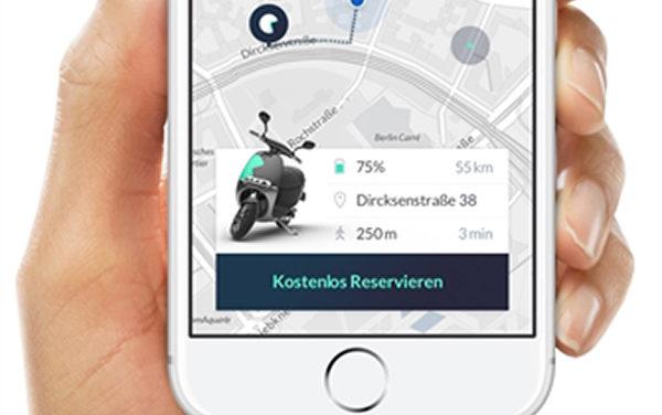 Unabhängig unterwegs: eScooter-Sharingdienst COUP erweitert Flotte in Berlin