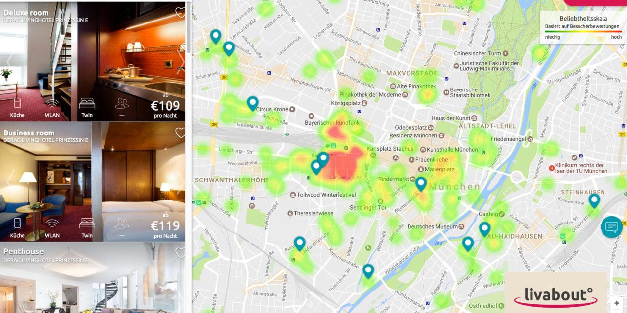 Livabout: Internationaler Marktplatz für flexibles Wohnen | Zuhause auf Zeit für Geschäftsreisende
