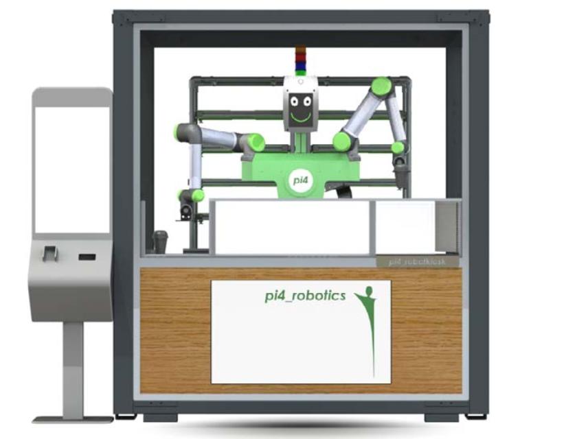 Weltneuheit: Roboter als Verkäufer im Einzelhandel