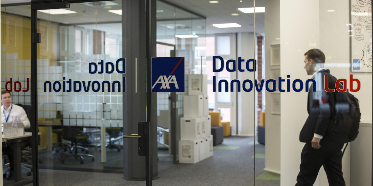 AXA eröffnet Data  Innovation Lab in Köln