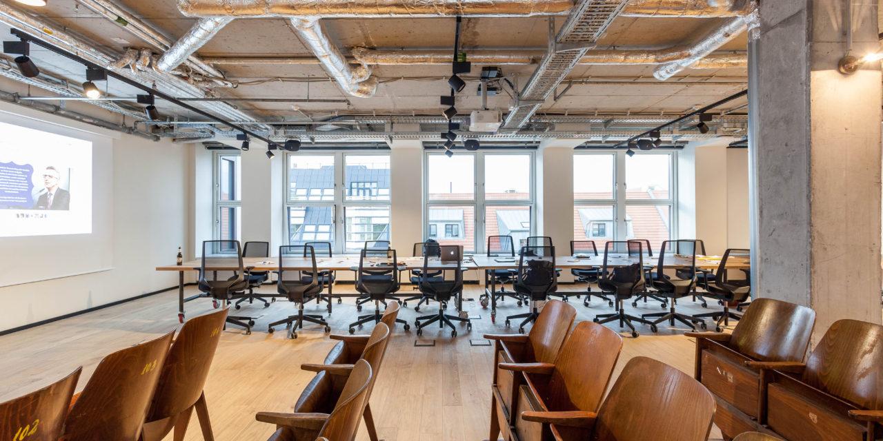 GTEC bezieht ein neues Hauptquartier in Berlin-Mitte um sich weiteren Universitäten zu öffnen