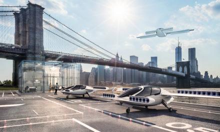 Lilium absolviert den weltweit ersten Flug eines elektrischen VTOL Jets