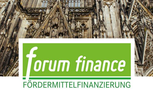 3.5. Fördermittel für innovative Unternehmen: deutschlandweite Veranstaltungsreihe von förderbar