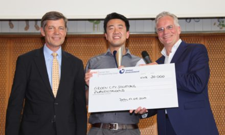 Green City Solutions ist das innovativste Immobilien-Startup der Welt