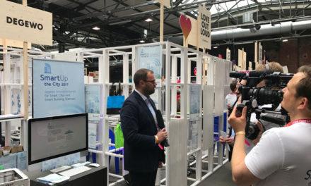 "Großes Interesse beim ""degewo Innovationspreis: Smart Up the City 2017"""