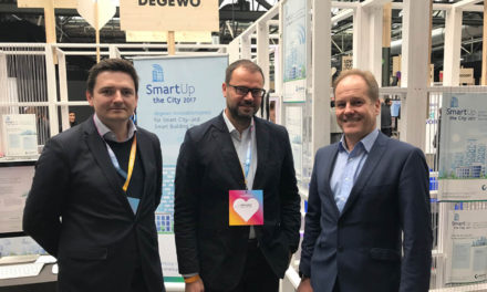 degewo Innovationspreis: Smart Up the City 2017
