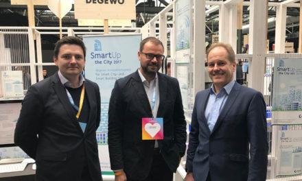 degewo Innovationspreis: Smart Up the City 2017