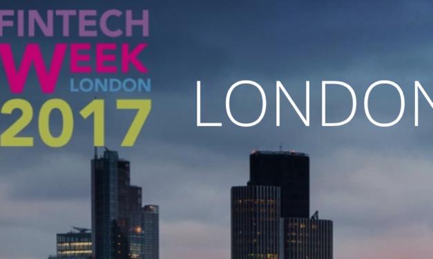 7. – 14. Juli London Fintech Week 2017