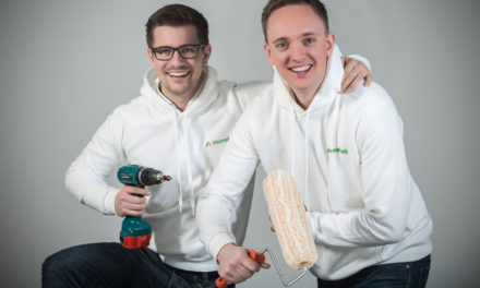 AXA investiert in den digitalen Handwerker-Dienst Homebell