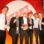 DiaMonTech gewinnt Start me up! Gründerpreis