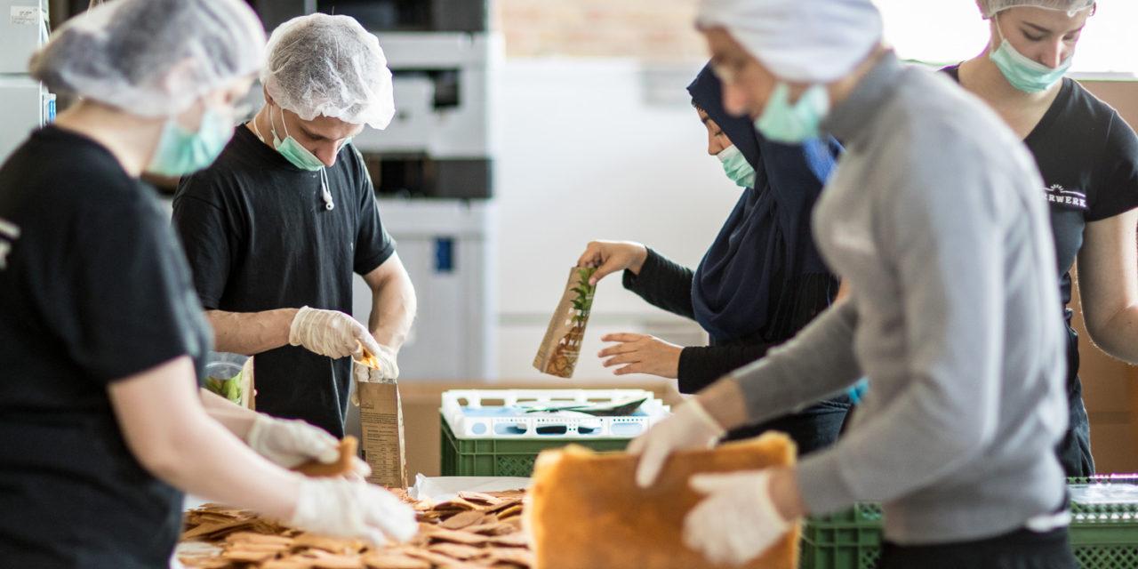 """Foodstartup Vorstellung """"Dörrwerk"""""""