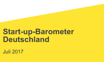 EY Start-up Barometer Deutschland