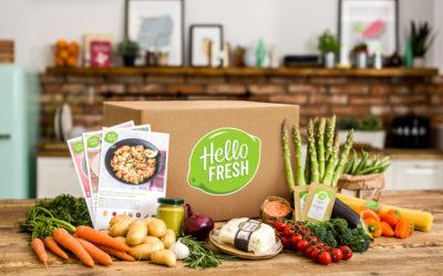 Foodbox  HelloFresh