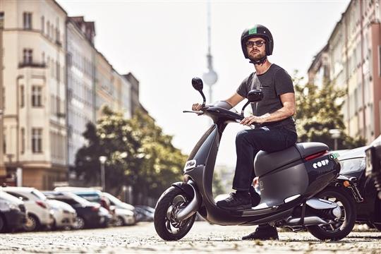 Free Rides von COUP für alle Gäste des Berliner Tech-Events TOA