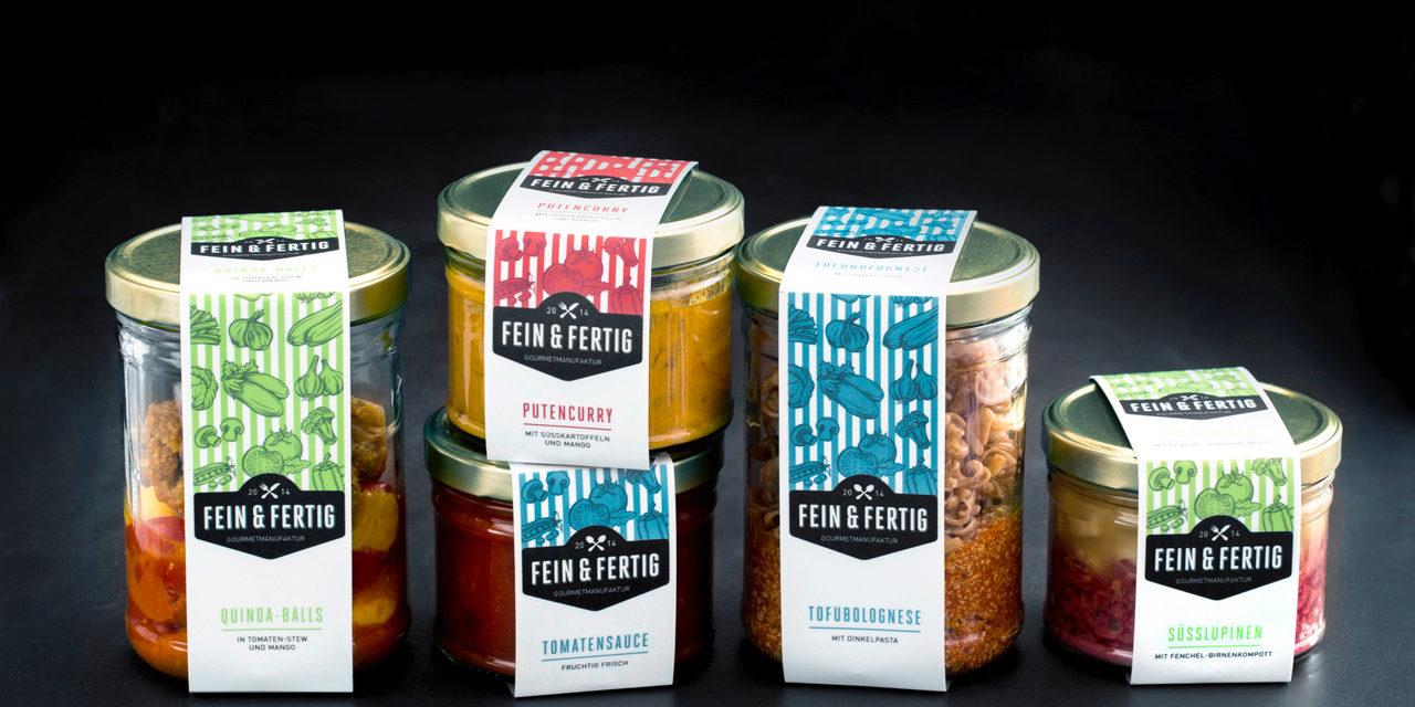 """FoodStartup Vorstellung """"Fein&Fertig"""" und """"Gesund&Mutter"""""""
