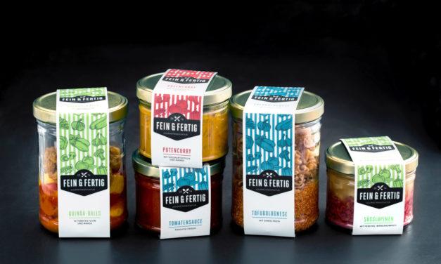FoodStartup Fein&Fertig und Gesund&Mutter
