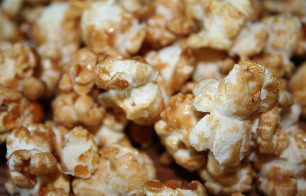 FoodStartup Popcorn Attack