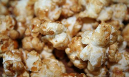 """FoodStartup """"Popcorn Attack"""""""