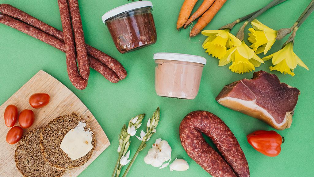 Foodstartup Wurstgeschwister