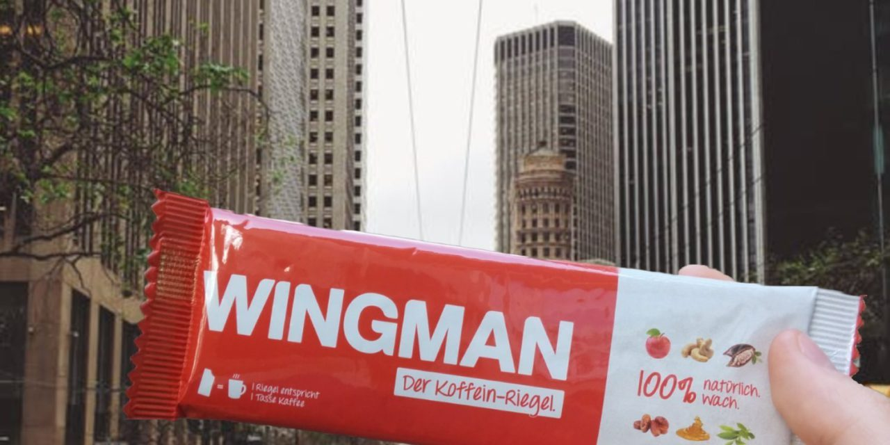 FoodStartup Wingman